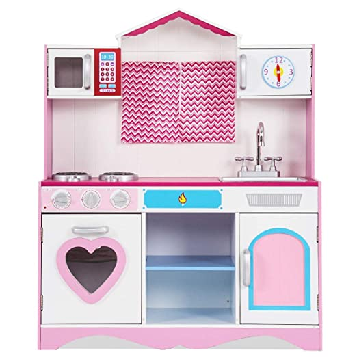 Amazon.com: Costzon Wood Kitchen Toy, Kids Cooking Pretend Play Set on wooden play dolls, wooden kitchen playsets for girls, wooden play tools, wooden kitchen playset plans, wooden blocks sets, wooden pretend kitchen, wooden kitchen food, wooden play blocks, wooden play kitchens for girls, wooden play dishes, wooden play clocks, kitchen utensil sets, wooden kitchen sets for girls, wooden dress up sets, beach toy sets, sturdy kitchen sets, wooden kitchen sets for preschool, best kitchen sets, wooden toys sets,