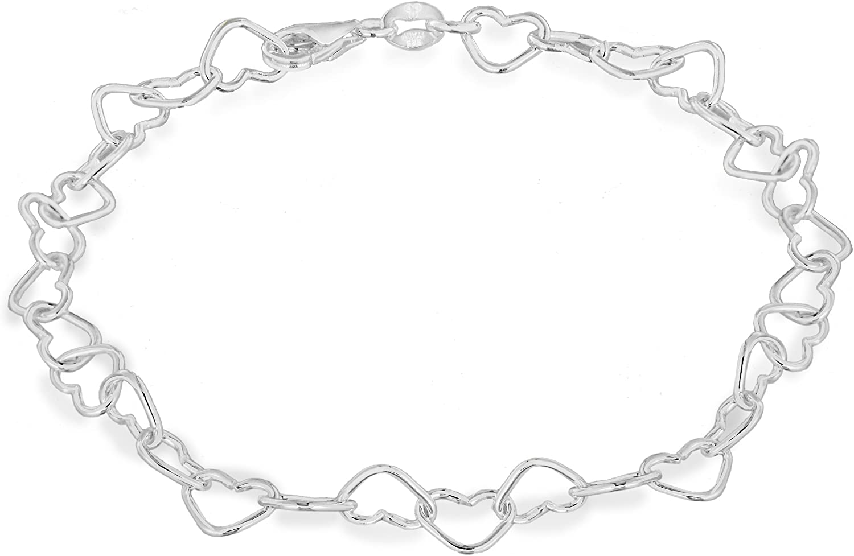 Tuscany Silver 8.22.6062 - Pulsera de plata de ley (925/1000)