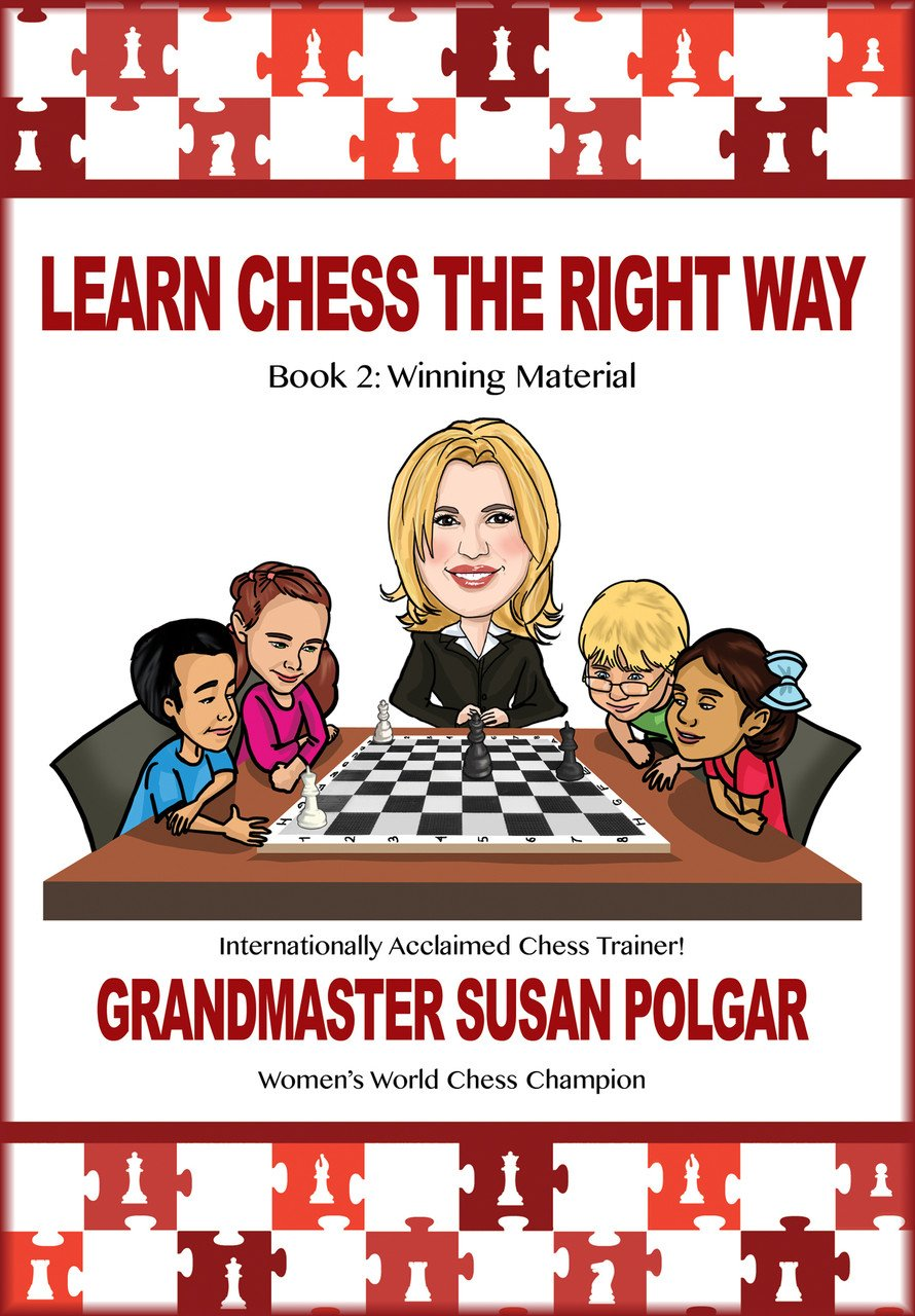 Buy Winning Material (Learn Chess the Right Way!, Book 2
