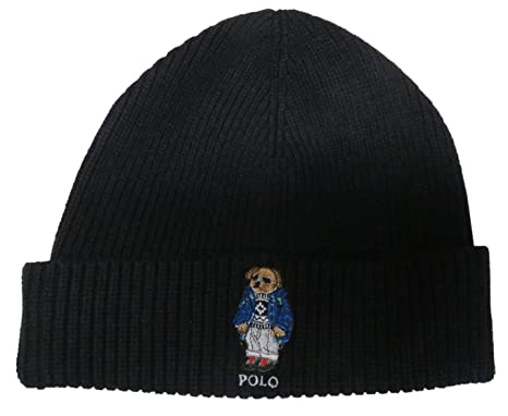 62983eb2e RALPH LAUREN Polo Men's Polo Bear Hat Skull Cap