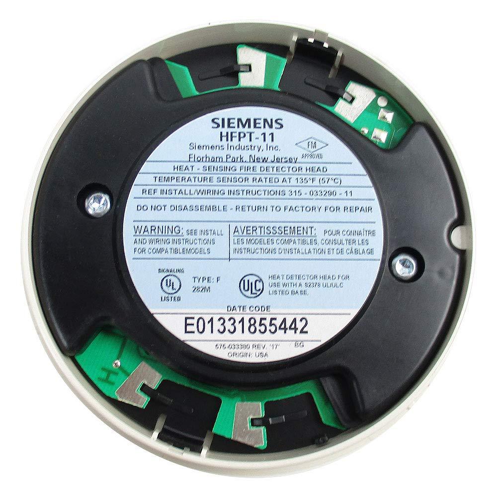 Amazon.com: Siemens HPFT-11 - Intelligent Thermal Detector: Camera & Photo