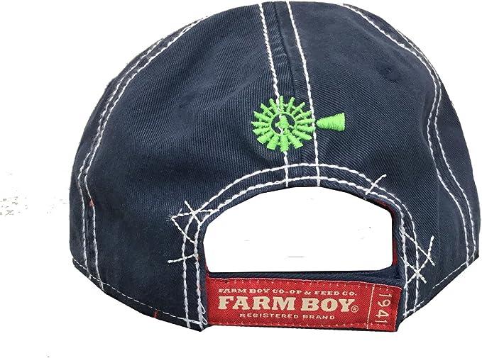Farm Boy Youth Trucker Hat Farm Boy Boys Baseball Cap Farm Boy F73084204