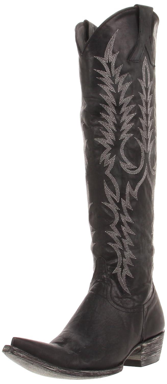 Old Gringo Women's Mayra Boot B0059LSESA 7 B(M) US|Vesuvio Black