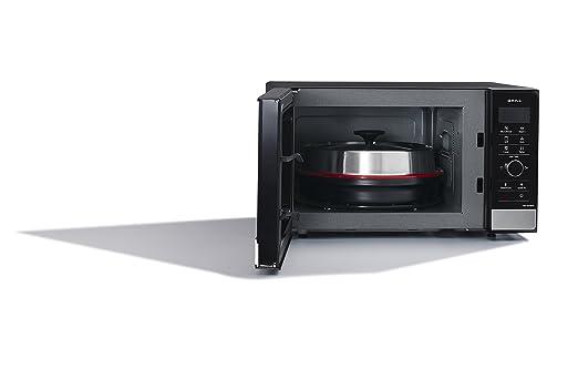 Panasonic NN-GD38HSSUG Horno microondas 1000 W, 23 litros, Negro y acero: Amazon.es: Hogar