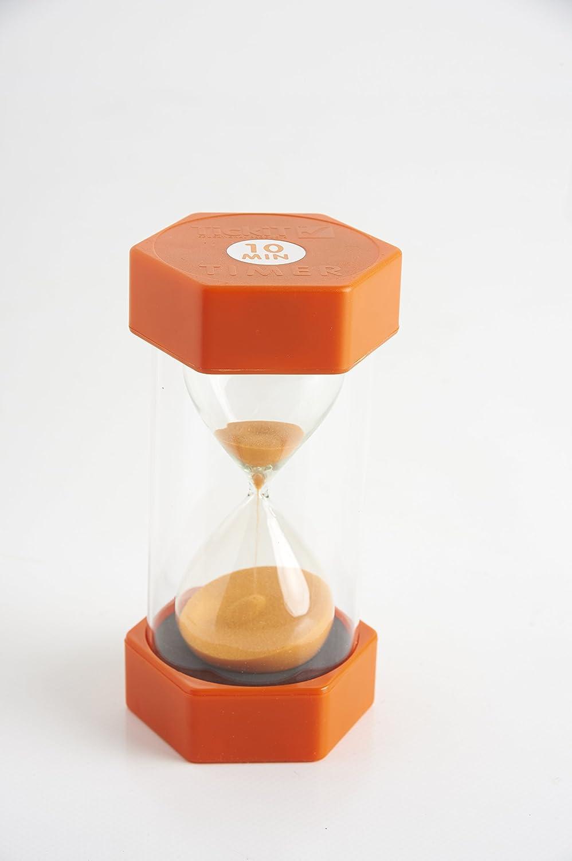 naranja 70/mm de di/ámetro 10 minutos TickiT 92019 Temporizador de arena grande