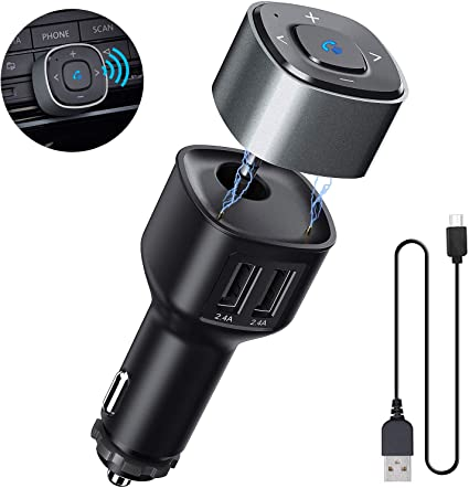 USB Wireless Bluetooth Receiver Car Bluetooth Adapter Bluetooth Audio Receiver