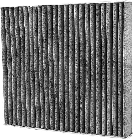 Kimiss Filtro del aire acondicionado del coche Auto cabina antipolen N/úmero OEM 7803A004 Tela de carb/ón activado