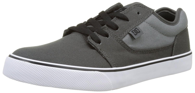DC Shoes Tonik TX, Zapatillas para Hombre 40 EU|Gris (Charcoal / Cool Grey)