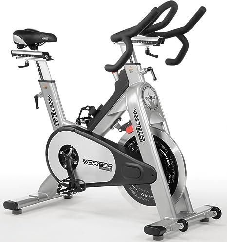 Vortec - - Bicicletas estáticas y de spinning para fitness: Amazon ...