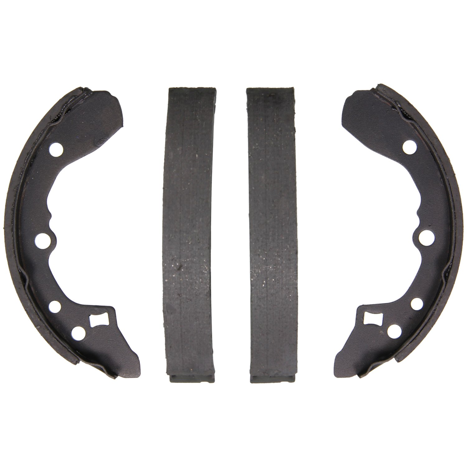 Rear Wagner Z577 Brake Shoe Set