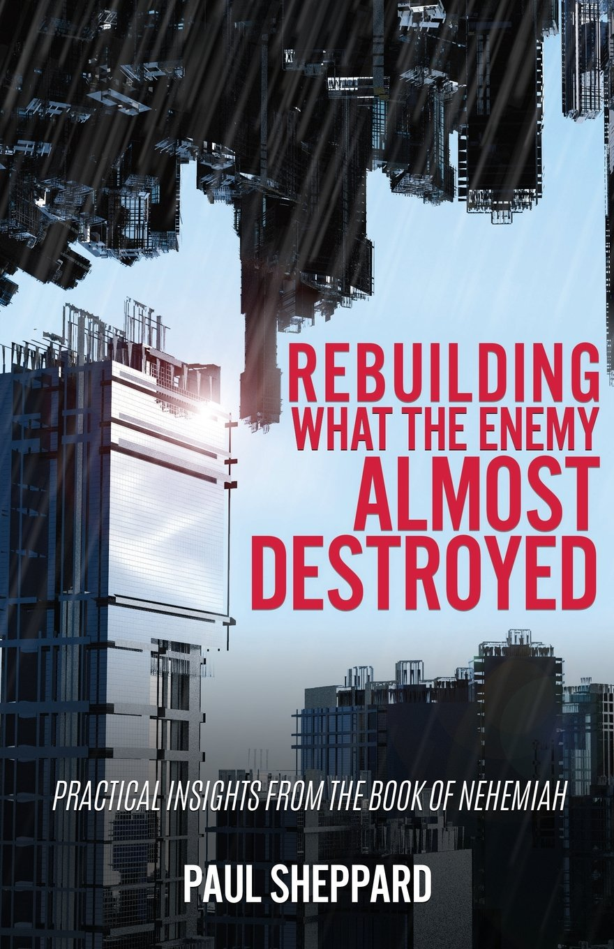 Image result for rebuilding what the enemy almost destroyed