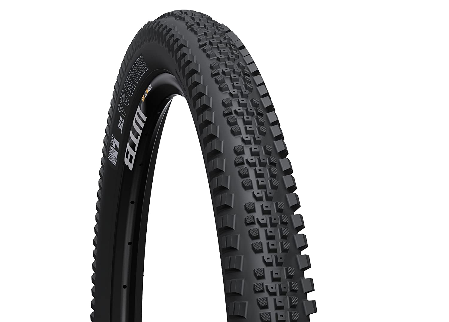 WTB Riddler TCS Light Fast Rolling Tubeless Ready Bicycle Tire