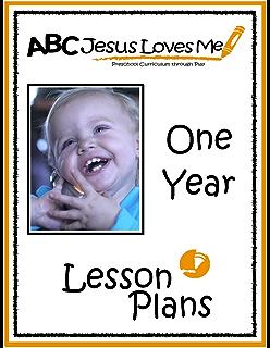 Amazon 3 year lesson plans abc jesus loves me preschool 1 year lesson plans abc jesus loves me preschool curriculum fandeluxe PDF