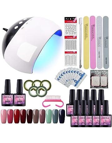 Sets y kits para manicura y pedicura | Amazon.es