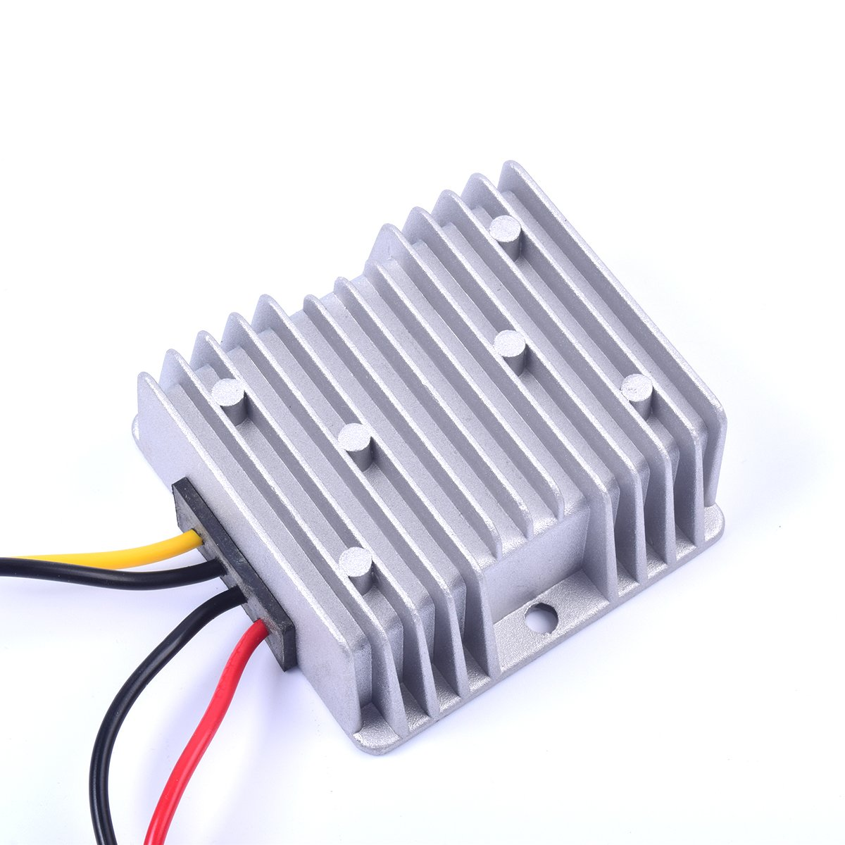 Car Dc 12v 4a Voltage Stabilizer Surge Protector Power Led Voltmeter 5012 Psu Batt Chargers Electronic Components Supply Regulator For Auto Truck Vehicle Boat Solar System Etc