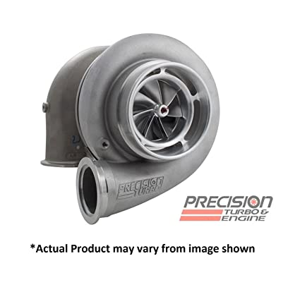 Amazon.com: Precision 8385 GEN 2 Billet Ball Bearing Turbo GT42 1.12 AR V-Band T4 Divided: Automotive