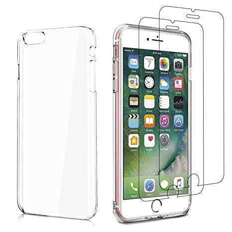 Carcasa iPhone 5 5S se Funda Funda Silicona + 2 Piezas ...