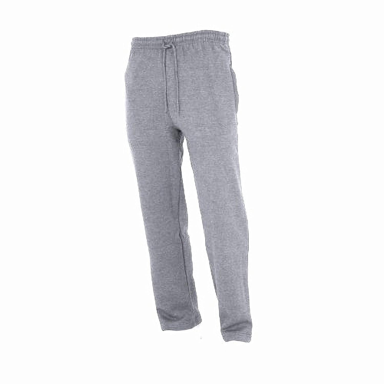 Floso Kids Unisex Jogging Bottoms/Pants/School Wear Range (Open Cuff) UTKS138
