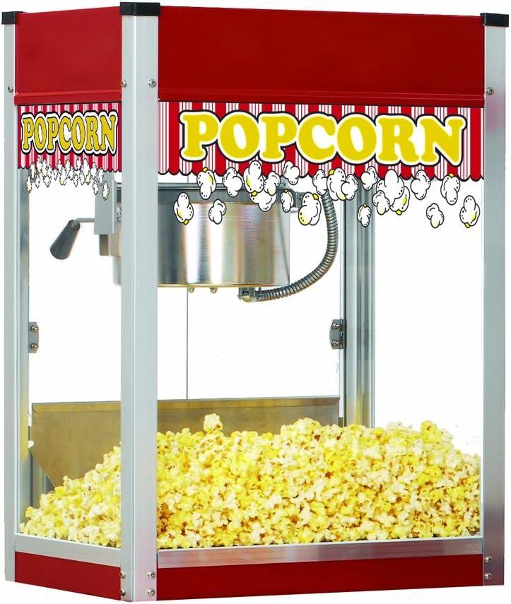 Paragon Standard Pop Popcorn Machine, 4-Ounce
