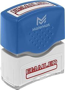 Emailed Stamp – MasterMark Premium Pre-Inked Office Stamp