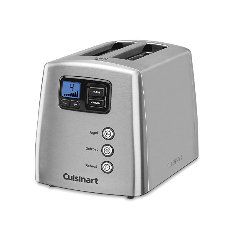 Cuisinart Touch to Toast Leverless 2 Slice Toaster Review