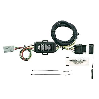 Hopkins 43105 Plug-In Simple Vehicle Wiring Kit: Automotive