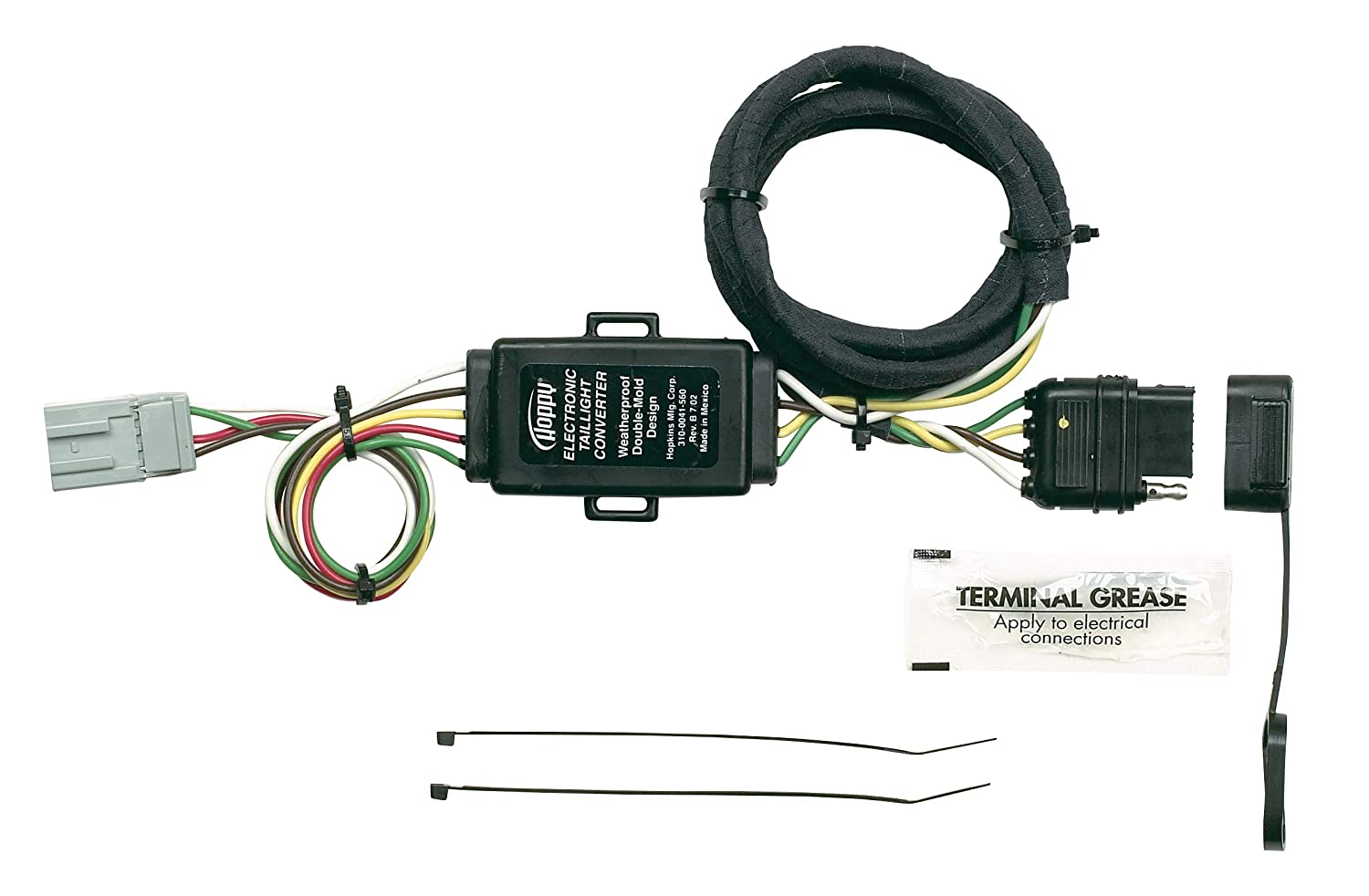 hopkins 43105 plug in simple vehicle wiring kit Honda Accord Ignition Cylinder