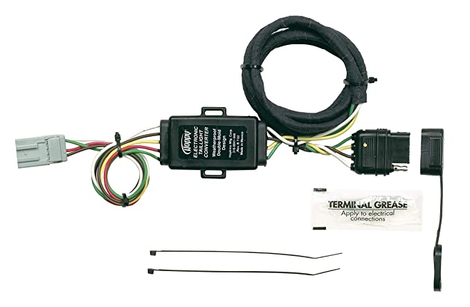 on acura slx trailer wiring harness