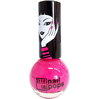 Buy Elle 18 Nail Pops Shade 68 5ml Bottle Online At Low Prices