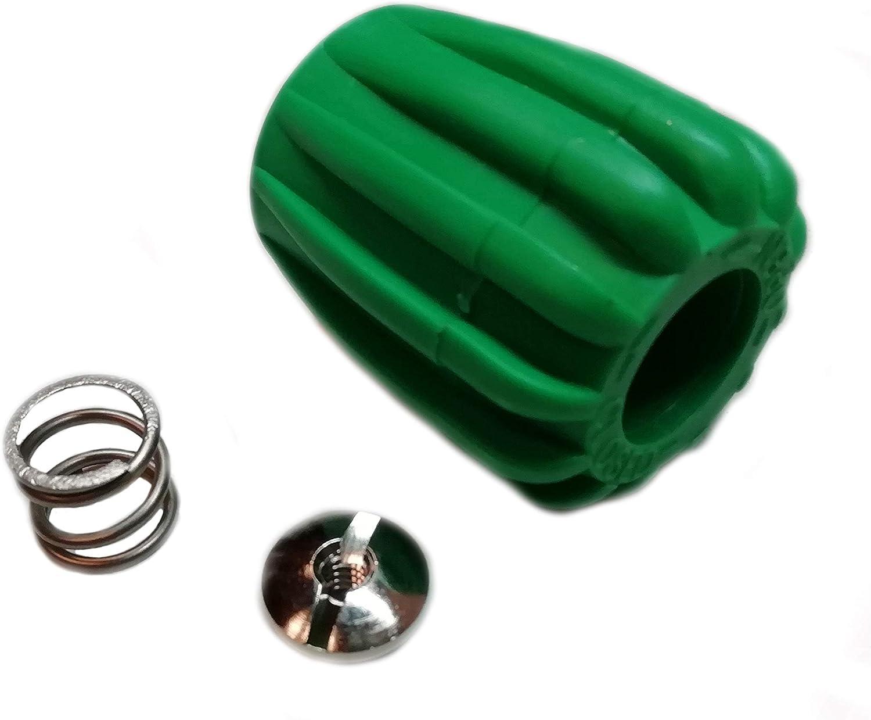 Metalsub Knob KIT for tank valve Nitrox.