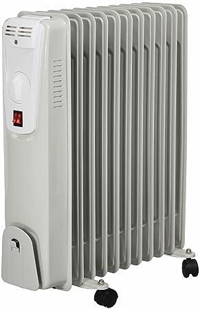 El Fuego® AY 702 – Radiador eléctrico portátil, con