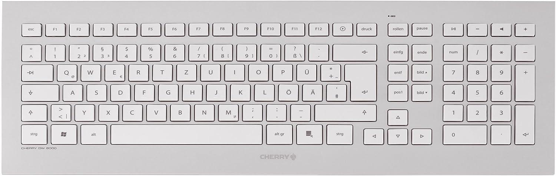 Cherry DW 8000 - Pack de teclado español y ratón inalámbricos ...