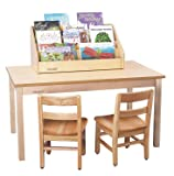 Childcraft Toddler Low Library, 30 x 15-1/2 x 14