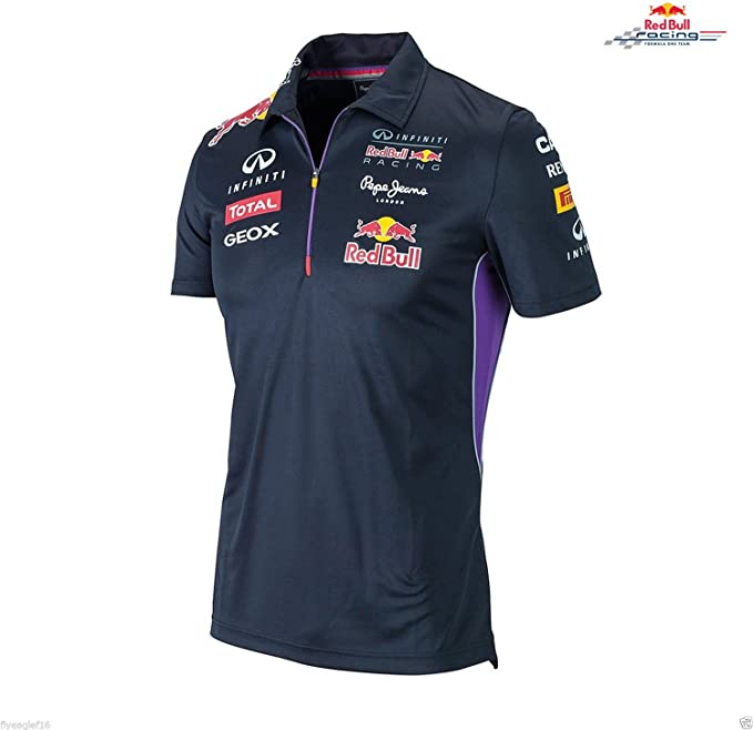 POLO PEPE JEANS HOMBRE RED BULL F1 AZUL - XXL: Amazon.es: Ropa y ...