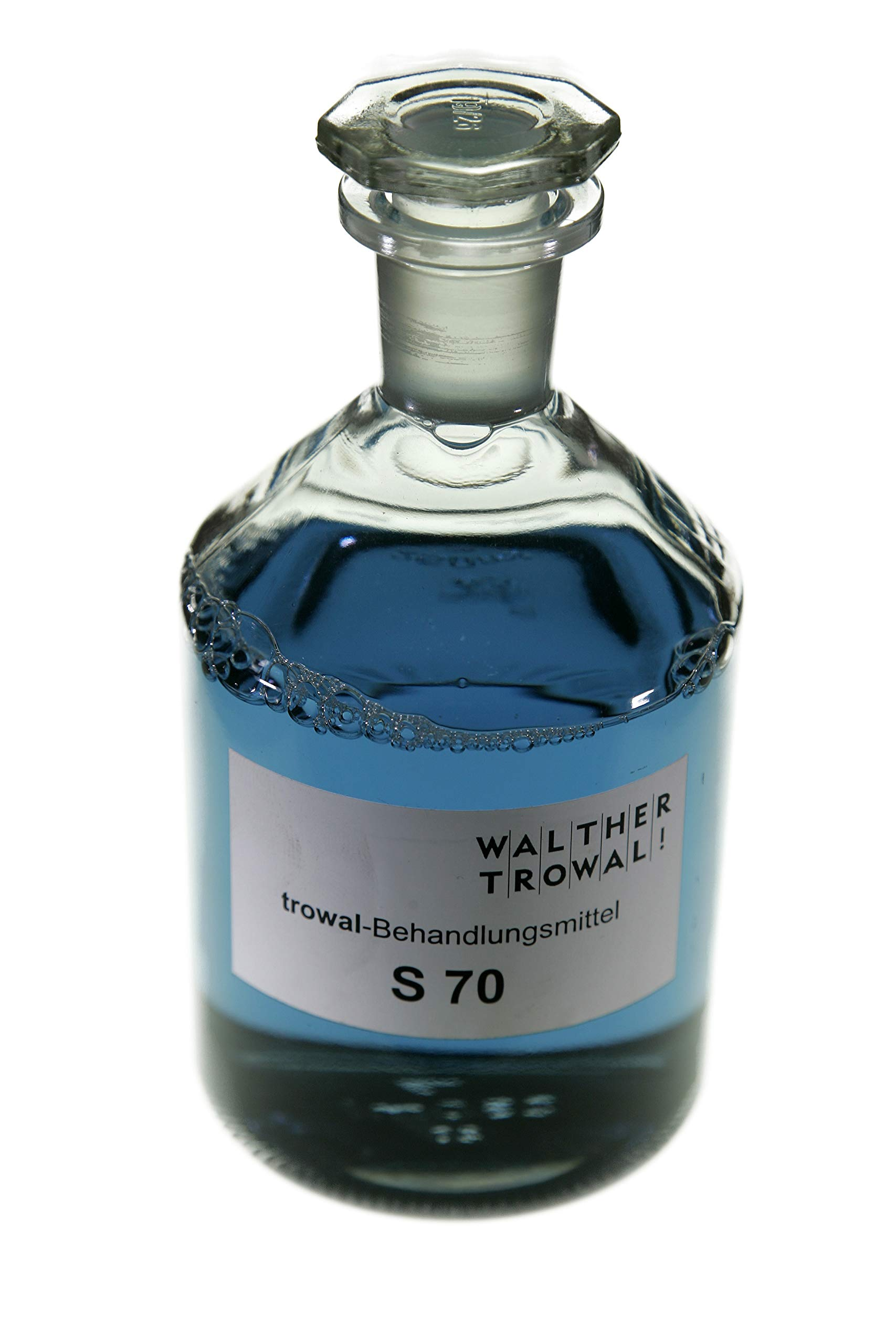 Walther Trowal S 70, Cleaning with Corrosion Protection Liquid Compound, 25 KG Container