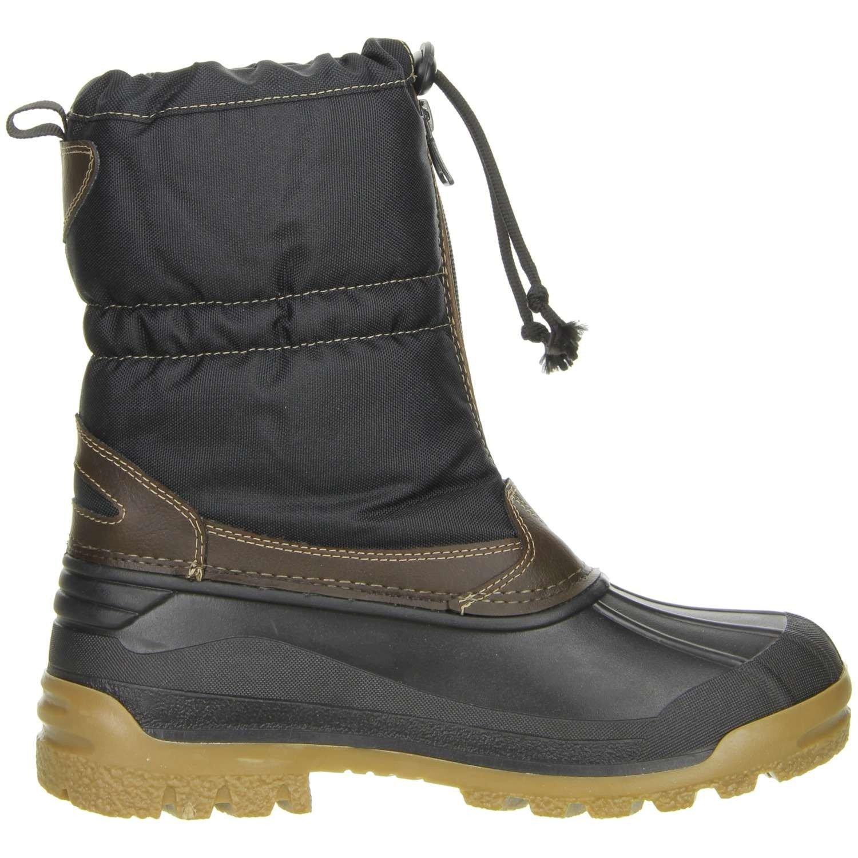 Vista Canada POLAR Winterstiefel Damen Herren Snowboots herausnehmbaren  Thermo-TEX Innenschuhen braun: Amazon.de: Schuhe & Handtaschen