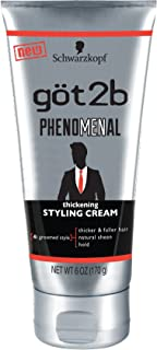 product image for got2b Phenomenal Thickening Cream, 6 oz (Pack of 5)