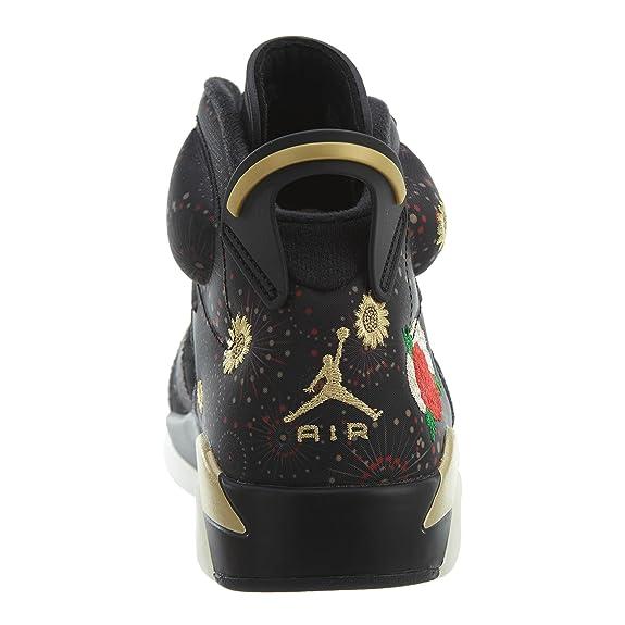 new product bb40e e35db Amazon.com   Jordan Air 6 Retro CNY Inchchinese New Year Mens   Fashion  Sneakers