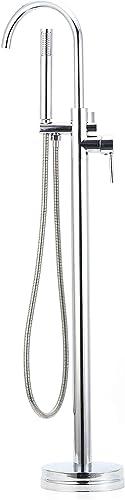 Moen T932ORB Vestige Two-Handle High Arc Roman Tub Faucet without Valve, Oil Rubbed Bronze