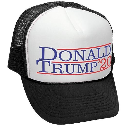 466e7234f20e8 DONALD TRUMP 2020 - vote trump president - Adult Trucker Cap Hat ...