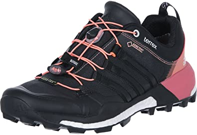 adidas Terrex Skychaser GTX Women s Trail Walking Shoes - SS16-4 Black 6684ed3ca85