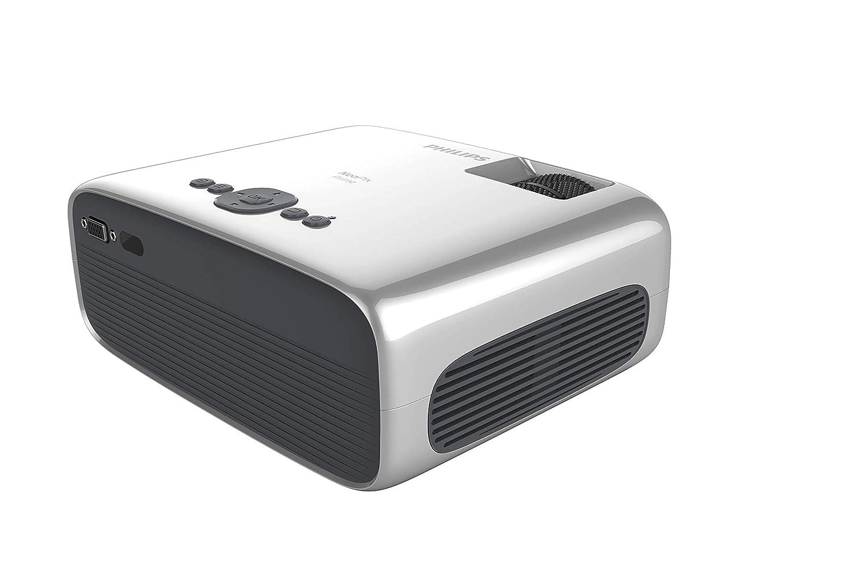 Philips Proyector de Bolsillo NeoPix Prime NPX540, LED, 3500 ...