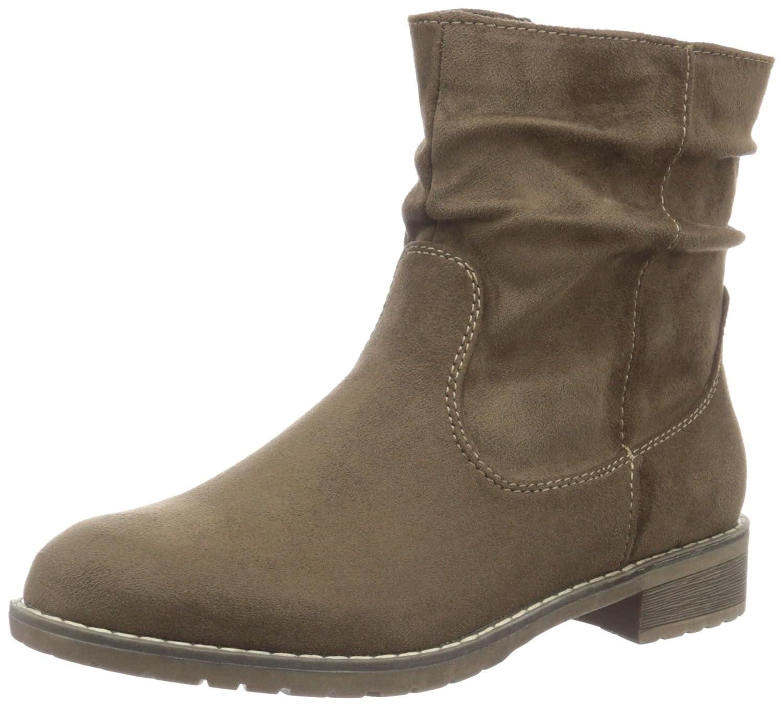 Jane Klain Damen Schnürstiefelette Desert Boots, Schwarz (000 Black), 39 EU