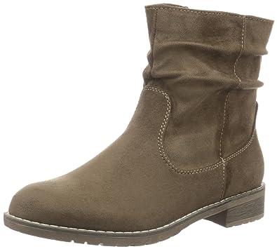 Jane Klain Damen Schnürstiefelette Desert Boots, Grau (250 DK.Grey), 41 EU