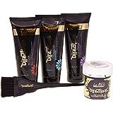 La Riche Directions Colour Kit Inc Shampoo, Hair Dye & Conditioner 100ml-Violet