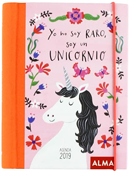 Amazon.com : Alma Unicorns Diary : Office Products