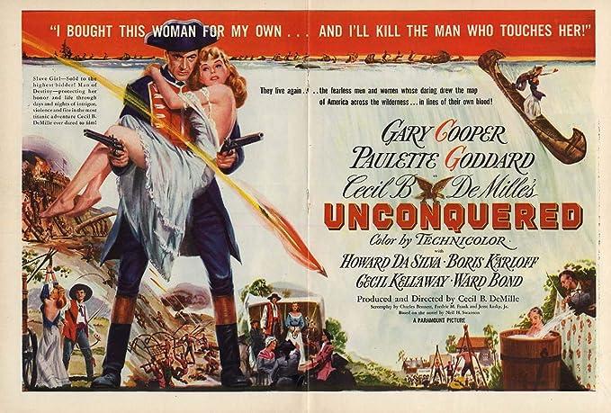 unconquered 1947 online sa prevodom