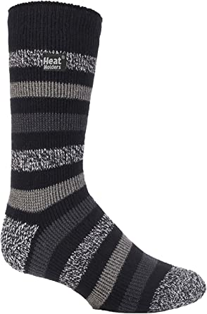 Forest Green Heat Holders Thermal Socks Us Shoe Size 7-12 Men/'S Original