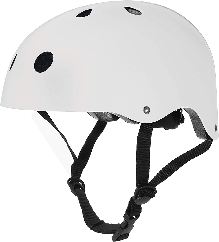 Tourdarson Skateboard Helmet Specialized Certified Protection for Multi-Sports Cycling Skateboarding Scooter Roller Skate Inline Skating Rollerblading Longboard