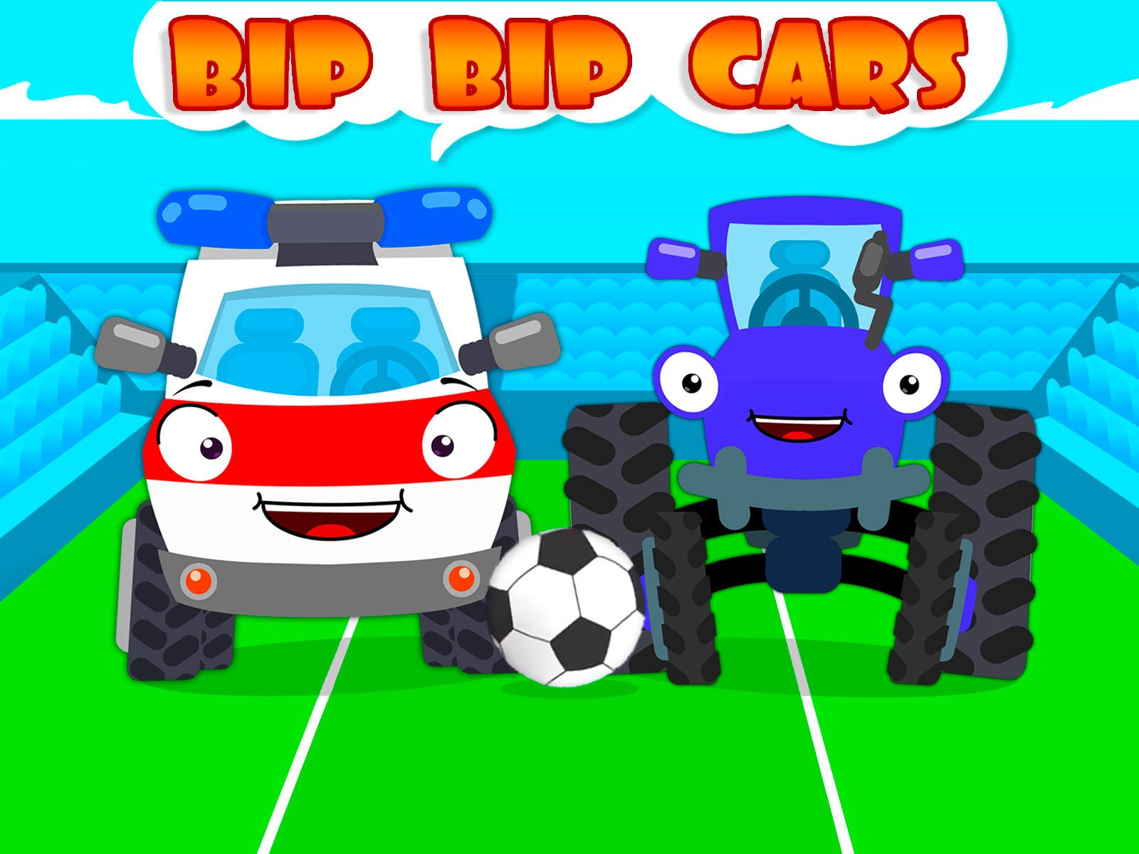 Bip Bip Cars on Amazon Prime Video UK